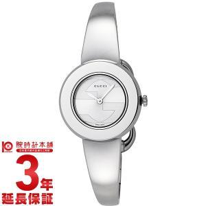今ならポイント最大20倍 グッチ GUCCI スモールバージョン  レディース 腕時計 YA129503|10keiya