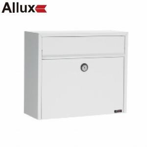 郵便ポスト 『パブリック』 ホワイト (ALLUX-LT150) F47275|1128