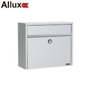 郵便ポスト 『パブリック』 ガルバナイズスチール (ALLUX-LT150) F47276|1128