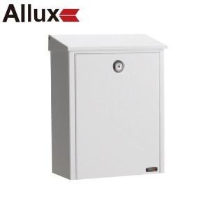 郵便ポスト 『パブリック』 ホワイト (ALLUX-200) F54201|1128