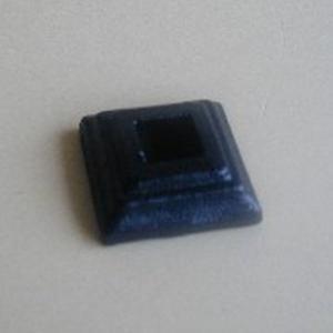 ロートアイアン子柱用座金 (JHIZ-02) 取付簡単 ウッドデッキフェンスに|1128