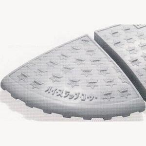 新素材の段差スロープ ハイ・ステップ・コーナー コーナー用 150mm段差用(HC150)|1128