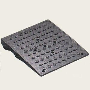 段差スロープ キャスコーナーM級 50mm段作用(CA050M)|1128