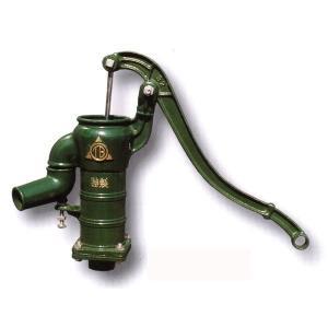 手押しポンプ(井戸ポンプ)TB式共柄ポンプ:打ち込みタイプ(T32PU) 1128