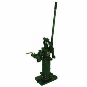 手押しポンプ(井戸ポンプ)TB式月星昇進ポンプ:台付きタイプ(SY35SCF) 1128
