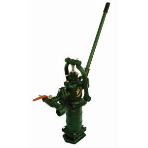 手押しポンプ(井戸ポンプ)TB式月星昇進ポンプ:打ち込みタイプ(SY35SU) 1128