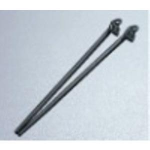 ガーデンIRORI 火箸 ODF-HB-1 艶消し黒|1128