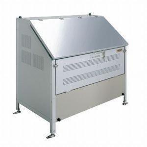 物置 タクボ物置 クリーンキーパー 有効容積約510L ゴミ袋45L約11ヶ(CK-G1207)|1128