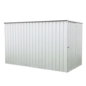 物置 スチール物置 ユーロ物置 3.43平米(1530SQ1) 床キット別売り コンクリート用アンカーキット付き 1128