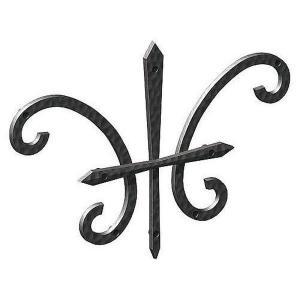 アルミ鋳物 妻飾り(オーナメント)【YKK】 壁飾り27型(BEP-27)|1128