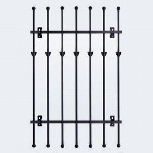 鋳物 窓格子・面格子 H1100 W1120(MGF117511) 1128