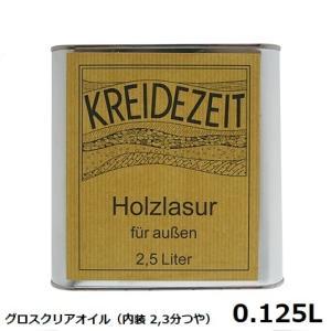 プラネットカラー グロスクリアオイル 0.125L 内装用クリアー(2.3分つや)|1128