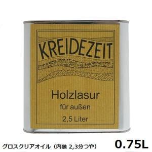 プラネットカラー グロスクリアオイル 0.75L 内装用クリアー(2.3分つや)|1128