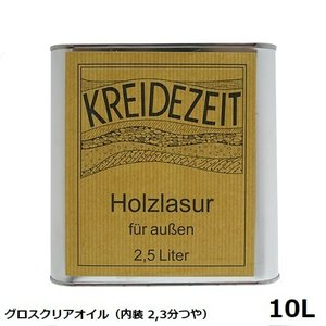 プラネットカラー グロスクリアオイル 10L 内装用クリアー(2.3分つや)|1128