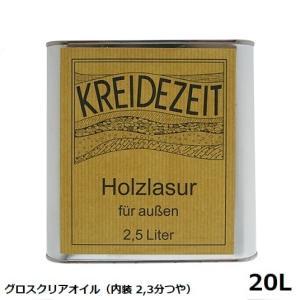 プラネットカラー グロスクリアオイル 20L 内装用クリアー(2.3分つや)|1128