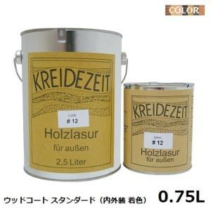 プラネットカラー ウッドコート(スタンダード) 0.75L 内外装兼用着色|1128