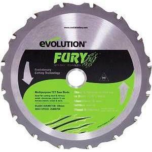 エボリューション 替刃 190mm/万能切断チップソー/FURY1用  EVOLUTION|1128