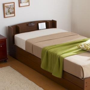 ベッド すのこベッド 照明付き シングル クロシオ 『ECOロングベッド』 (14215) フレームのみ 【北海道・沖縄・離島送料別途見積】|1128