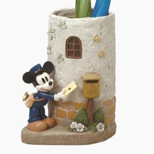 傘立て 『ポストマンミッキー』 (SD-6102-1800) ディズニー おしゃれ 【北海道・沖縄・離島 送料別途見積】|1128