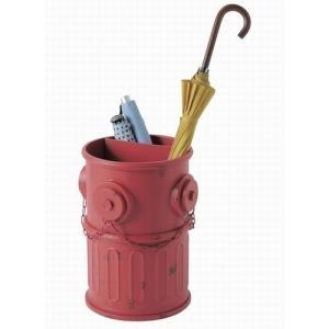 傘立て 『消火栓』 レッド (SI-2847-RD-1700) おしゃれ アメリカン ヴィンテージ風 ダストボックス ゴミ箱 【北海道・沖縄・離島 送料別途見積】|1128