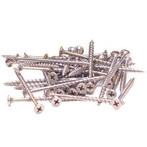 ビス ステンレスコーススレッド 5.3(径)×90(長さ)mm(200本入) フレキなし ウッドデッキ用|1128