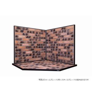PC1200S ウォールプロテクター ステージプレート (コーナータイプ)(40kg)(B350)W1200×D1200×L1300mm 写真の壁部分は含まれません|1128
