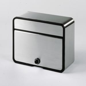 郵便ポスト ステンレスポスト (ダイヤル錠タイプ) PH-58PD メールボックス ダイヤル錠式|1128