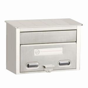 郵便ポスト ステンレスポスト PH-30 メールボックス 鍵なし|1128