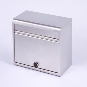 郵便ポスト ステンレスポスト(18-8ステンレス) ダイヤル錠付 PH-60D メールボックス ダイヤル錠式|1128