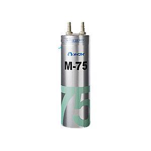 【メイスイ】 ビルトイン浄水器カートリッジビルトイン浄水器II形 Mシリーズ M-75|1132jp
