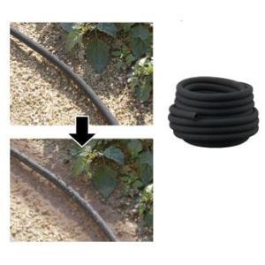[三栄水栓] 潅水ホース 多孔質ホース(しみ出し) 緑化散水システム 代引き不可 EC120-10 1132jp