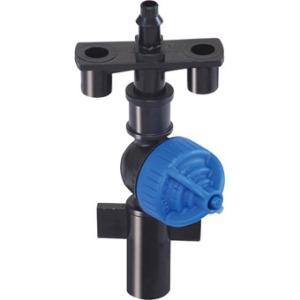 【三栄水栓】 マイクロフォガー1分岐 EC120-10B1 1132jp