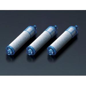 【LIXIL】 高塩素除去タイプ浄水器カートリッジ JF-21-T (3個入り)【INAX】|1132jp