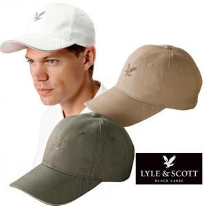 ライル&スコット カラーデニムキャップ 952788 メンズ 帽子 キャップ デニムキャップ|1147kodawaru