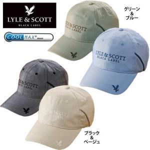 ライル&スコット クールマックスタンガリーキャップ 2色セット キャップ 帽子 952813|1147kodawaru