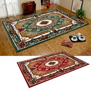 ベルギー製ウィルトン織カーペット スミルナ メダリオンデザイン 160×230cm 5402|1147kodawaru