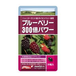 ブルーベリー300倍パワー ボイセンベリー サプリメント ポリフェノール エラグ酸 栄養機能食品 31粒入 1ヶ月分|1147kodawaru