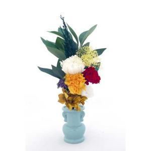 プリザーブドフラワーの枯れない仏花(大)|1147kodawaru