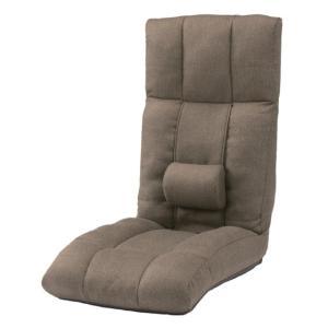 ドウヤメソッド腰痛座椅子 DZ-ボルト 腰痛改善ソファ 一人がけ座椅子 ブラウン 1269|1147kodawaru