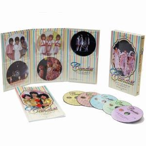 キャンディーズメモリーズ FOR FREEDOM DVD 5枚組 DQBX-1222 通販限定|1147kodawaru