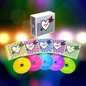 80年代&90年代の誰もが知っているJ-POPの大ヒット曲を収録したCD5枚組BOXセットです。多様...
