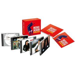マイケル・ジャクソン ザ・コレクション CD5枚組 DYCP-1591 マイケルジャクソン ロック ポップス 通販限定|1147kodawaru