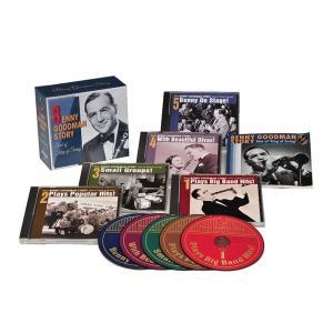 """ベニー・グッドマン物語 """"スウィング王"""" ベニーグッドマンのすべて CD5枚組 DYCP-3093 ジャズ 通販限定"""