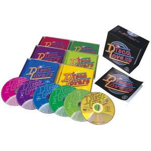 ディスコ・ラヴァーズ CD5枚組+DVD1枚 DYCS-1223 ソウル ディスコ 通販限定