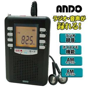録れるかんたん選局ラジオ サイマル放送対応 ラジオ録音 ボイスレコーダー機能搭載 RP13-453DZ|1147kodawaru