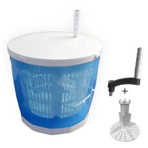 手回し式洗濯機 電気なしバケツ型洗たく 生野菜水切り 個別洗濯 アウトドア 災害用品 エコ生活雑貨 HCW-100|1147kodawaru