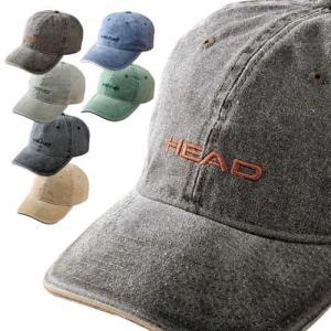 HEAD 顔料洗いキャップ2色組 952501|1147kodawaru