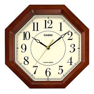CASIO カシオ 電波時計 IQ-1106J-5JF(掛け時計)|1147kodawaru