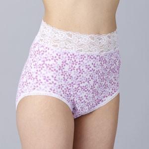 介護のプロが開発した失禁パンツ 桜柄2枚組|1147kodawaru