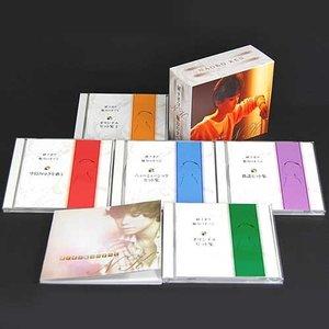 研ナオコ 魅力のすべて CD5枚組 DMCA-40240|1147kodawaru